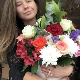 Ekaterina, 23 лет, Женщина, Новая Балахна, Россия
