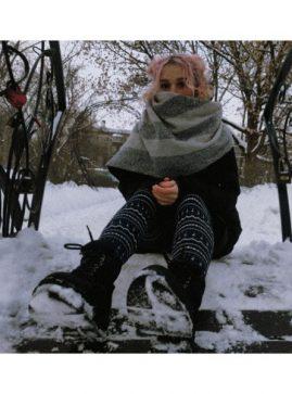 Ася, 23 лет, Москва, Россия