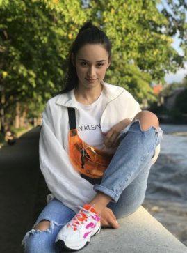 Ника, 21 лет, Абинск, Россия