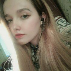 Кристина, 19 лет, Женщина, Котово, Россия
