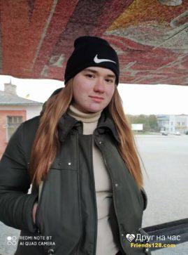Настя, 18 лет, Киев, Украина