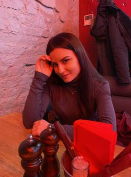Анастасия, 24 лет, Санкт-Петербург, Россия