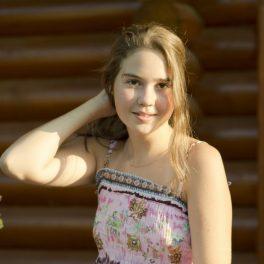 карина, 14 лет, Женщина, Унеча, Россия