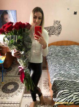 Алёна, 27 лет, Агринио, Греция