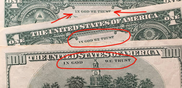 Бог и Доллары